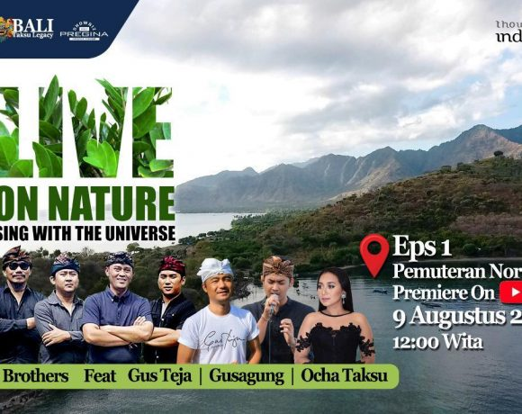 Bali Live On Nature 2020 | Sing with the universe, MCast Pregina Showbiz Bali