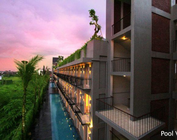 Berbagi Cerita di FRii Bali Echo Beach Hotel