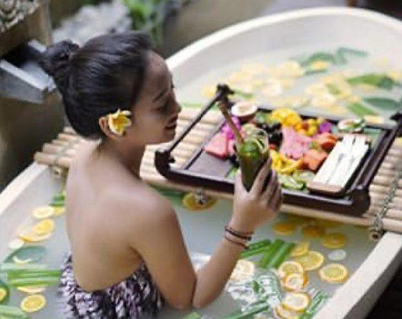 Kuwarasan a Pramana Experience, Resort Dengan Ornamen Seni