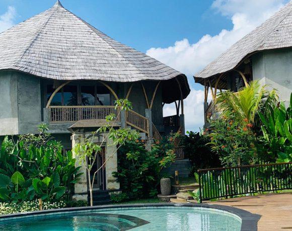 The Wakanda Ubud, Resort Nyaman di Desa Sumampan Ubud