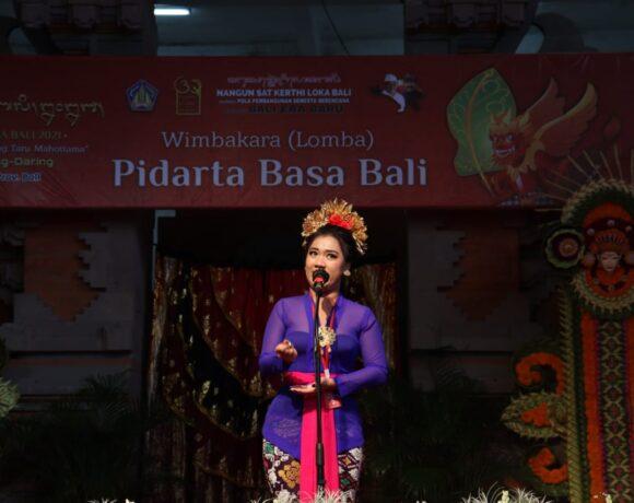 Wimbakara Pidarta Bahasa Bali